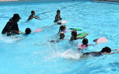 Junior Water Fun Day